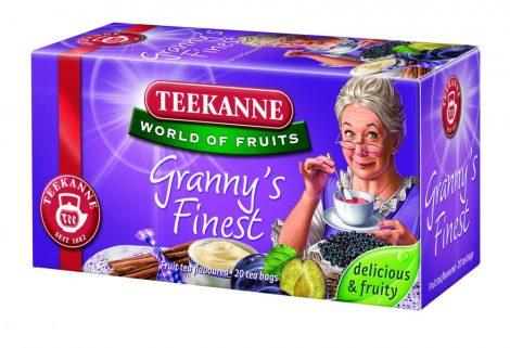TEEKANNE GRANNY'S FINEST 1/20 filter