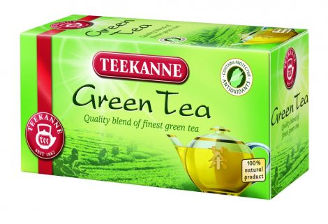 TEEKANNE GREEN TEA 1/20 filter