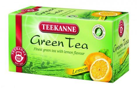 TEEKANNE GREEN TEA WITH LEMON 1/20 filter
