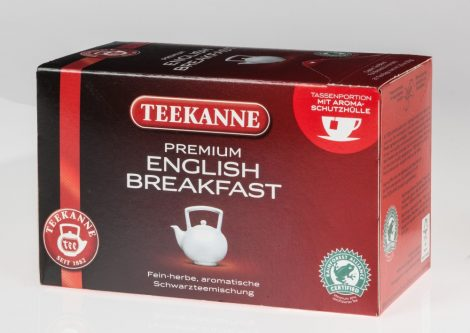 TEEKANNE PRÉMIUM ENGLISH BREAKFAST 1/20 filter