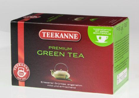 TEEKANNE PRÉMIUM GREEN TEE 1/20 filter
