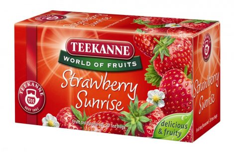 TEEKANNE STRAWBERRY SUNRISE 1/20 filter