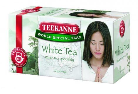 TEEKANNE WHITE TEA 1/20 filter